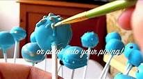 How to make cake pops - Bing Videos