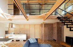 Galería de Casa S / Coil Kazuteru Matumura Architects - 24