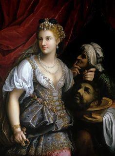 Judith And Holofernes, Giuseppe Arcimboldo, Italian Painters, Feminist Art, Fine Art Prints, Canvas Prints, Italian Art, Museum Of Fine Arts, Heritage Image