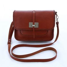 ROBIN LEATHER SATCHELS by KONOC