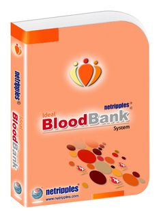 Netripples Ideal Blood Bank Manager Software is a comprehensive ready to use software designed to automate and manage the activities of the Blood Bank which includes Donor Registration, Camp Donations, Blood Unit or Donor Screening, Cross Matching, Blood Unit Inventories..read more .... https://www.netripples.com/IdealBloodBankManager_ReadMore.aspx