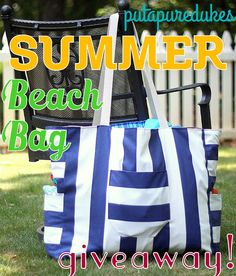 Put Up Your Dukes: A Freebie for Friday: BIG MOMMY BAG GIVEAWAY!