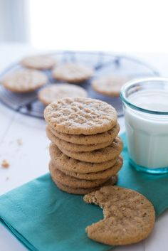 Recipe: Tahini Cookies — Recipes from The Kitchn | The Kitchn