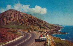 Koko Crater - Waikiki, Hawaii | Fantasy Road Trip | Road Trip | Road | Road photo | on the road | the open road | drive | travel | wanderlust | landscape photography | Schomp MINI