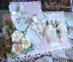 ~Audrey's Shoes~ by Blooms in a Box - Cards and Paper Crafts at Splitcoaststampers