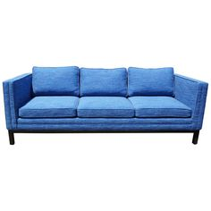 Paul Evans Sofa for Directional | From a unique collection of antique and modern sofas at https://www.1stdibs.com/furniture/seating/sofas/