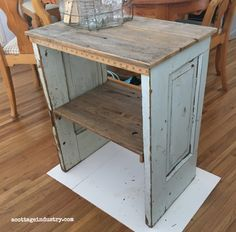 10 DIY Projects You Can Make With Old Cabinet Doors | Doors ...