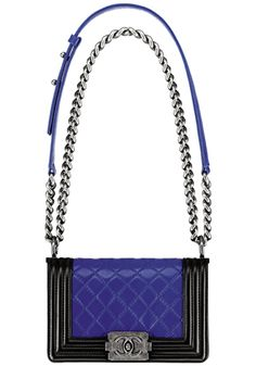 caaffdb81770 115 Best Quilted leather images | Quilted leather, Chanel bags ...