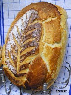 Szánter blogja.: Kakaómintás kenyér.