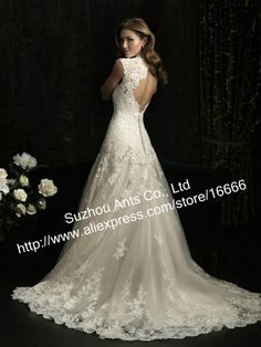 Wedding Dresses on AliExpress.com from $189.36
