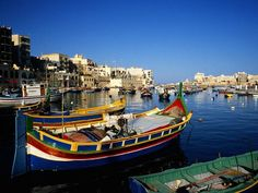 Malta-One of the most relaxing and interesting places I have ever been. Would LOVE to revisit someday!