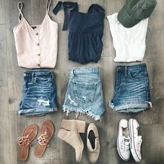 life Archives - Katie Did What, Summer Outfits, life Archives - Katie Did What Source by loveemmymae. Cute Casual Outfits, Cute Summer Outfits, Spring Outfits, Outfits For Hawaii, Women's Summer Clothes, Cute Vacation Outfits, Summertime Outfits, Mode Outfits, Fashion Outfits