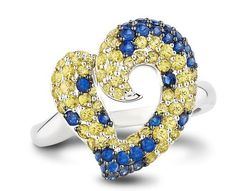TSL world color series jewelry