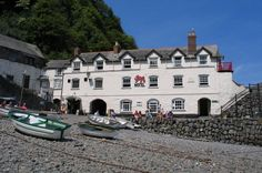 clovelly cornwall england - A must place to visit.