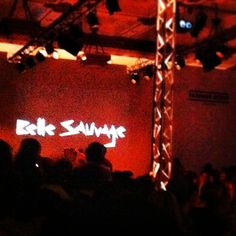 #LFW #BelleSauvage waiting... Broadway Shows, Waiting, Neon Signs