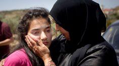 #صورة_من_الأخبار   سجون إسرائيل تفرج عن أصغر سجينة فلسطينية