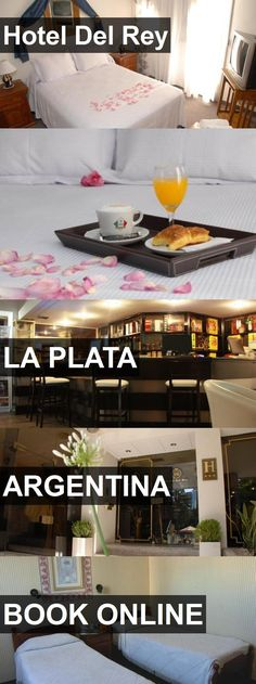 Hotel Hotel Del Rey in La Plata, Argentina. For more information, photos, reviews and best prices please follow the link. #Argentina #LaPlata #hotel #travel #vacation