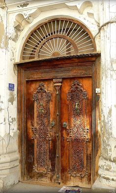 Manama, Bahrain door