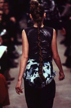 1996-97 - Alexander McQueen show
