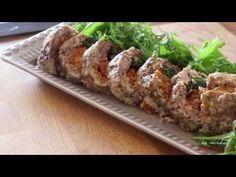 Rolo de Carne Picada Recheado com Farinheira e Espinafres (novo video) - http://gostinhos.com/rolo-de-carne-picada-recheado-com-farinheira-e-espinafres-novo-video/