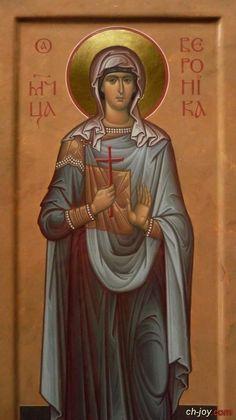 St Veronica icon. اكبر مجموعة صور جديدة من صور القديسات على النت - الصفحة 25