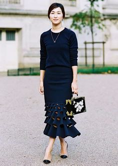 9+Ways+to+Shake+Up+Your+Style+Without+Buying+Anything+via+@WhoWhatWearUK