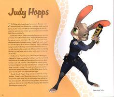 Judy Hopps design