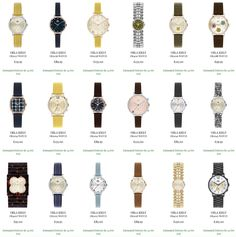 I Love Orla Kiely: Orla Kiely Watches at ChrisElli