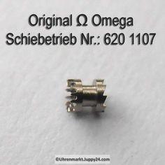 Omega Schiebetrieb Part Nr. Omega 620-1107 Cal. 620 630 670 671 672