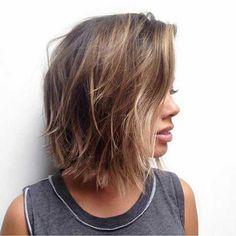 20 Grandes cortes de pelo Corto para Chic Damas // #Chic #Cortes #corto #damas #Grandes #para #pelo
