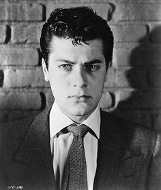 "City Across The River 1949 Film | Tony Curtis in the 1949 Universal film ""City across the River"""
