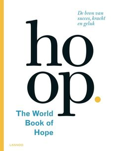 InBib. Hoop. The World Book of Hope, Leo Bormans | 9789401423601 | Boeken