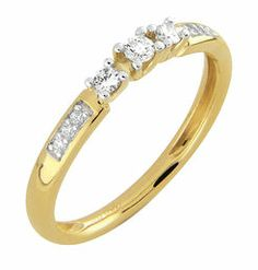 Paletti Jewelry - Amelie (timanttisormus, K100-405KK) NordicJewel.fi Diamond Rings, Diamond Jewelry, Gold Rings, Amelie, Wedding Rings, Rose Gold, Pendants, Engagement Rings, Earrings