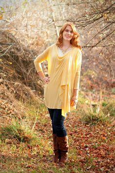 Knock It Off: Four Seasons Cardigan Inspired By $1,295 Donna Karan Wrap Cardigan #eymm #diy #sewing