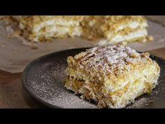Αφράτο & Εύκολο Μίλφειγ (Νηστίσιμο) - The best Vegan Mille Feuille - YouTube