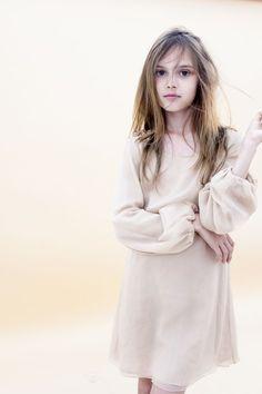 Chic and simple beautiful kids fashion