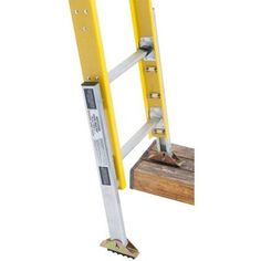 this is all I will need to attach to ladder to deal with multi level floor  http://www.homedepot.com/catalog/productImages/400/29/29ae1886-9d45-4e79-8a2c-c2a533018274_400.jpg