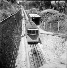 Funicular de Vallvidrera, 1936