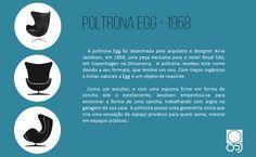 Poltrona Egg, 1958.