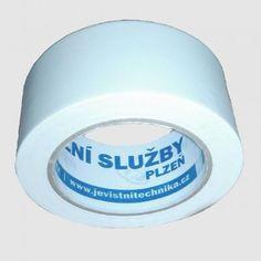 Baletní povrchy - Bílá PVC Taneční páska: pro spojování baletních povrchů, 33m   Jevištní technika Plzeň Tape, Shopping, Band, Ice