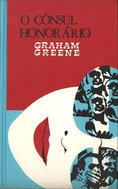 "Graham Greene, ""The Honorary Consul"", 1974 Portuguese edition."