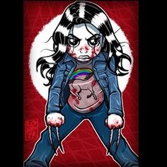 Lord Mesa Art — Whoever casted @dafnekeen deserves a mother effin'...