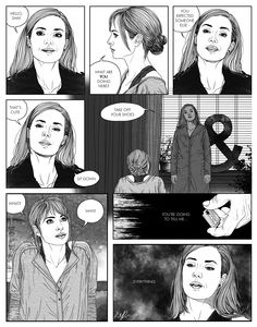 I know I should be mad at Delphine but I just love her more