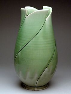 Jeff Campana Vase at MudFire Gallery