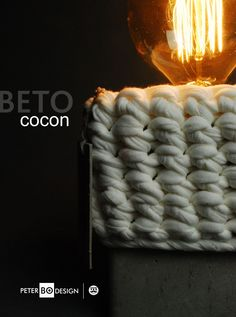 BETOCOCON / więcej na www.peterbodesign.pl lub w sklepie www.doctoryes.pl