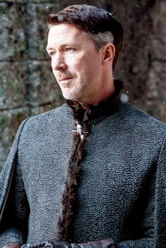 "iheartgot: "" New still of Petyr Baelish in Stormborn (S07E02) ❄ """