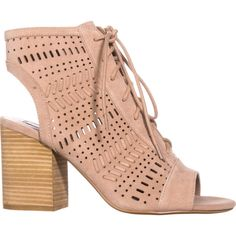 addc942ac8e4 Steve Madden Gavell Lace Up Heeled Sandals