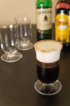 Smart Cookie: Irish Coffee