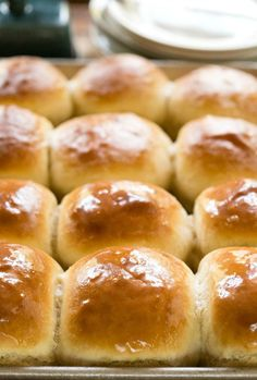 Make Honey Butter Rolls from scratch in just 30 minutes with this easy recipe!