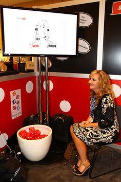 Carrie Corbin (@Carrie Corbin) gets her MyCloud Profile at #ERE13 #DiceUnlimited
